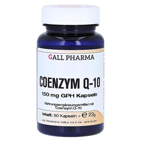 COENZYM Q10 GPH 150 mg Kapseln 60 St�ck