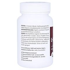 L-CARNOSIN 500 mg Kapseln 60 Stück - Rechte Seite
