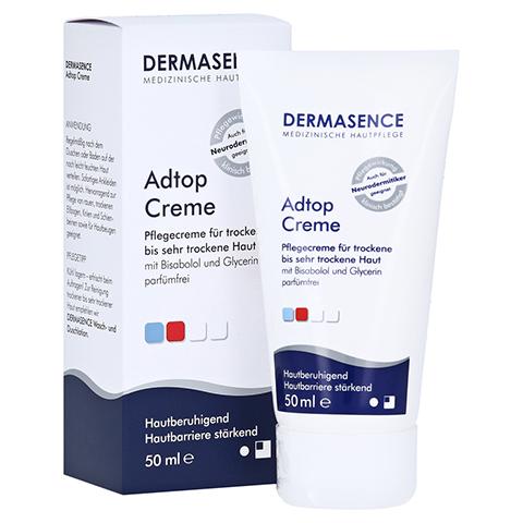 DERMASENCE Adtop Creme 50 Milliliter