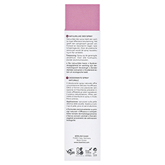 B�RLIND BODY lind Natural Deo Spray 75 Milliliter - R�ckseite