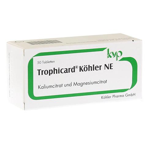 TROPHICARD Köhler NE Tabletten 50 Stück