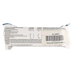 PROTEIN RIEGEL Bar Joghurt-Müsli Plus Energy 35 Gramm - Rückseite