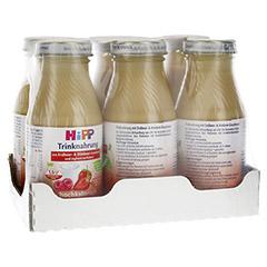 HIPP Trinknahrung Joghurt m.Erdb.&Himb.hochkal. 6x200 Milliliter