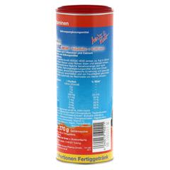 XENOFIT heiße Hexe Granulat Dose 270 Gramm - Rückseite