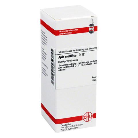 APIS MELLIFICA D 12 Dilution 50 Milliliter N1