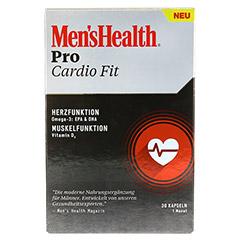 MEN'S HEALTH Pro Cardio Fit Kapseln 30 Stück - Vorderseite