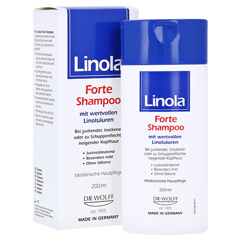erfahrungen zu linola shampoo forte 200 milliliter. Black Bedroom Furniture Sets. Home Design Ideas