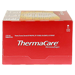 THERMACARE flexible Anwendung 6 St�ck - Linke Seite