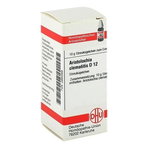 ARISTOLOCHIA clematitis D 12 Globuli 10 Gramm N1