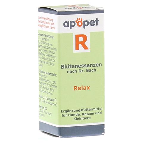 APOPET R Relax Blüteness.n.Dr.Bach Glob.vet. 12 Gramm