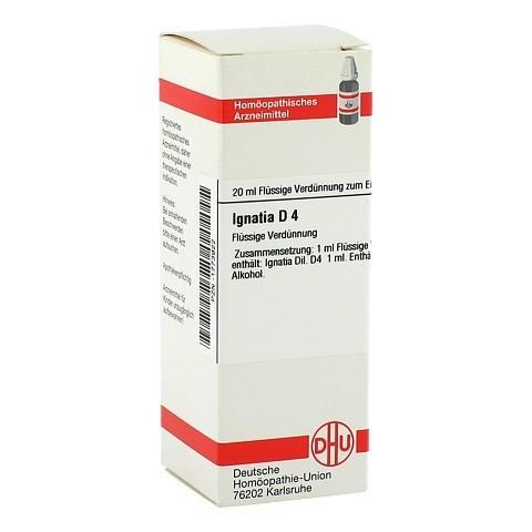 IGNATIA D 4 Dilution 20 Milliliter N1