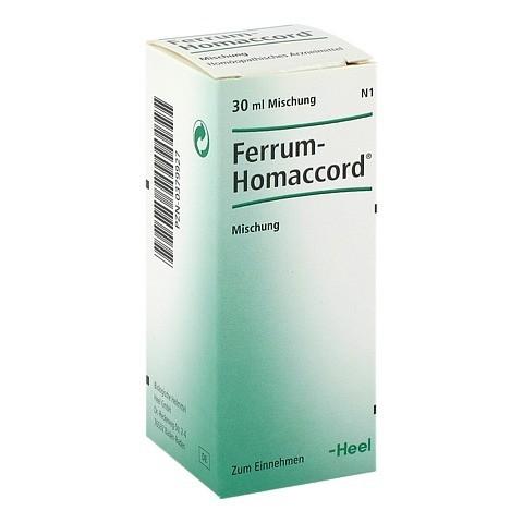 FERRUM HOMACCORD Tropfen 30 Milliliter N1