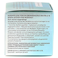 AGE CONTROL Brightening Eye Cream + gratis Ahava Eye Wrinkle Eraser 15 Milliliter - Rechte Seite