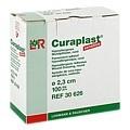 CURAPLAST Strips sensitiv rund 2,3 cm 100 Stück