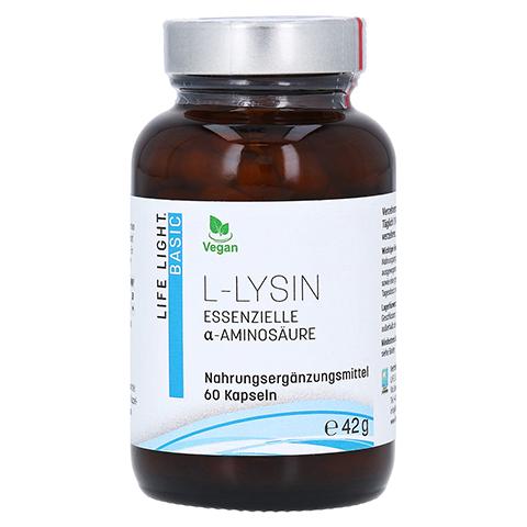 L-LYSIN 500 mg Kapseln 60 St�ck
