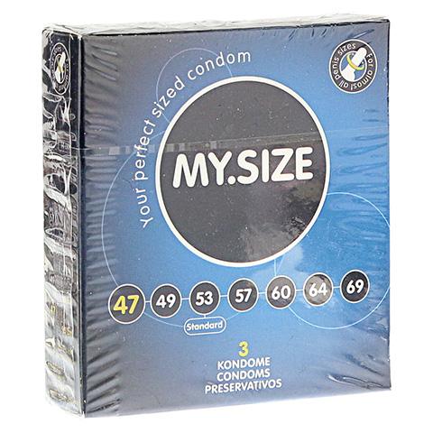 MYSIZE 47 Kondome 3 Stück