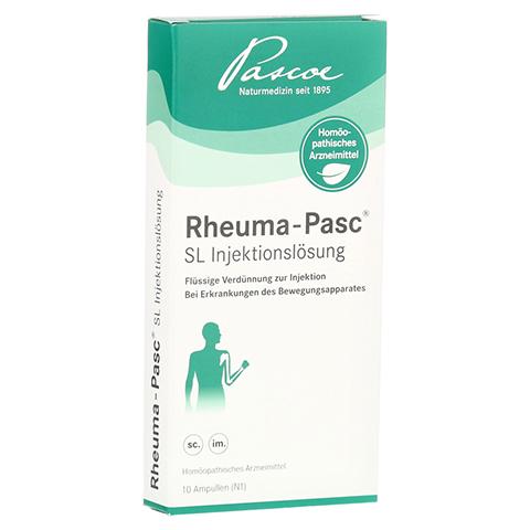 RHEUMA PASC SL Injektionsl�sung 10x2 Milliliter N1