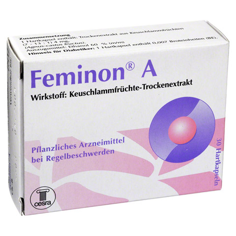 Feminon A Hartkapseln 30 St�ck N1