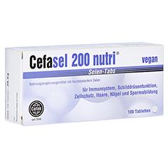 CEFASEL 200 nutri Selen-Tabs 100 St�ck