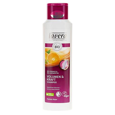 LAVERA Haar Volumen & Kraft Shampoo 250 Milliliter