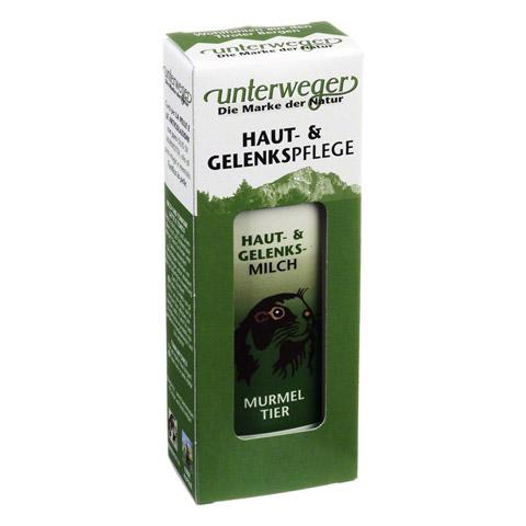 MURMELTIER HAUT- und Gelenksmilch 250 Milliliter