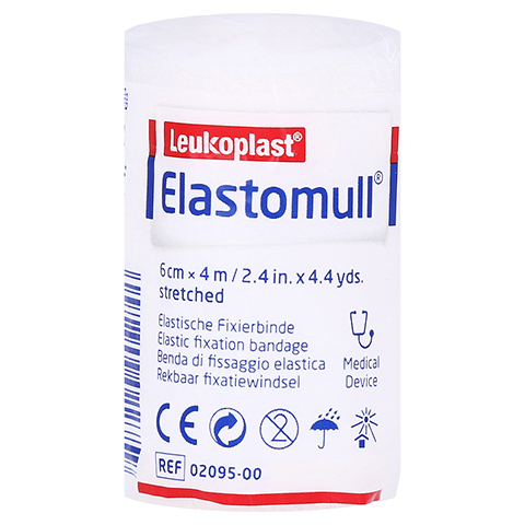 ELASTOMULL 6 cmx4 m 2095 elast.Fixierb. 1 St�ck