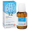 BIOCHEMIE DHU 12 Calcium sulfuricum D 6 Tabl.Karto 200 St�ck N2