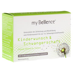 MY BELLENCE Kinderwunsch&Schwangerschaft Kombip. 2x30 Stück