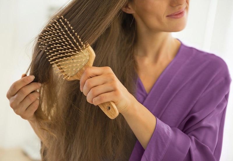 Wie das Haar die medikamentösen Mittel zu festigen