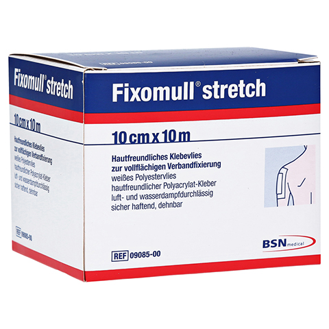 FIXOMULL stretch 10 cmx10 m 1 St�ck