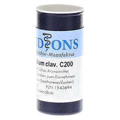 LYCOPODIUM CLAVATUM C 200 Einzeldosis Globuli 0.5 Gramm N1 - Linke Seite