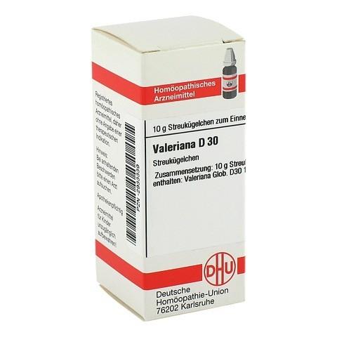 VALERIANA D 30 Globuli 10 Gramm N1