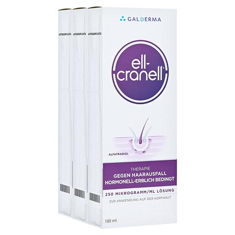 Ell-Cranell 250Mikrogramm/ml 3x100 Milliliter
