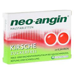 Neo-Angin Halstabletten Kirsche 12 Stück