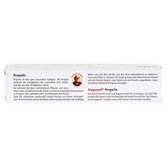 AAGAARD Propolis Zahnpasta 50 Milliliter - Rückseite