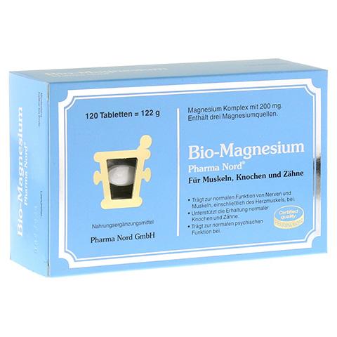 BIO MAGNESIUM Pharma Nord Tabletten 120 Stück