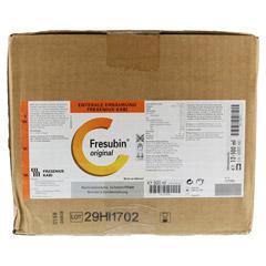 FRESUBIN ORIGINAL Neutral Glasflasche 12x500 Milliliter - Vorderseite