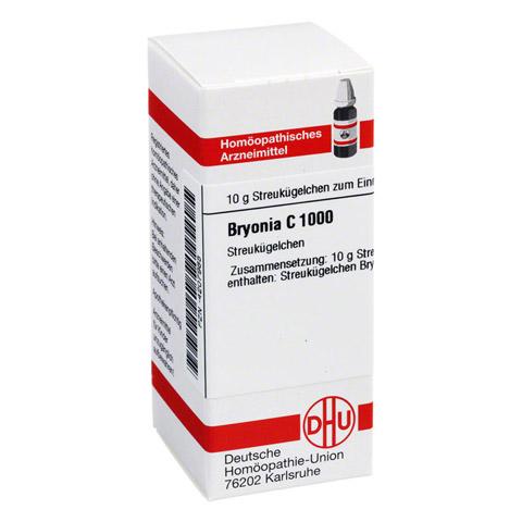 BRYONIA C 1000 Globuli 10 Gramm N1