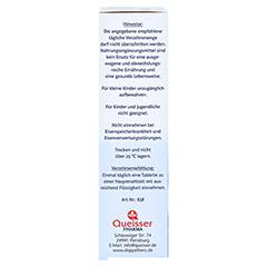 DOPPELHERZ FÜR SIE system Tabletten 30 Stück - Linke Seite