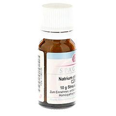 NATRIUM CHLORATUM C 200 Globuli 10 Gramm - Linke Seite