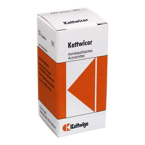 KATTWICOR Tabletten 50 St�ck