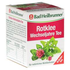 BAD HEILBRUNNER Tee Rotklee Wechseljahre Fbtl. 8 Stück