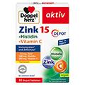 DOPPELHERZ Zink+Histidin Depot Tabletten 30 St�ck