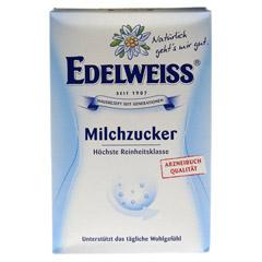 EDELWEISS Milchzucker 500 Gramm - Vorderseite