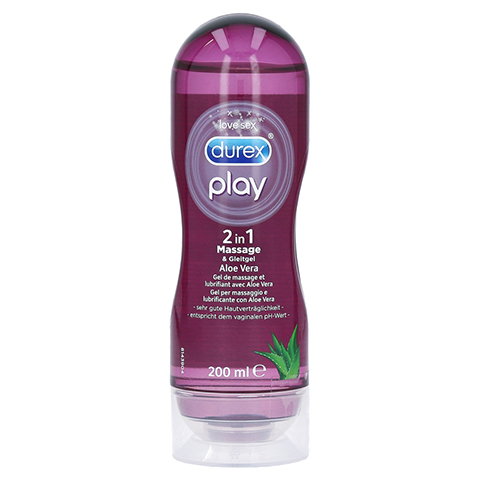 DUREX play Massage 2in1 200 Milliliter