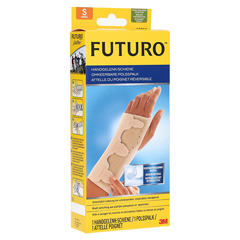 FUTURO Handgelenk Schiene links/rechts S 1 Stück