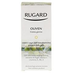 RUGARD Oliven Tagescreme 50 Milliliter - R�ckseite
