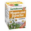 Bad Heilbrunner Magen- und Darmtee N