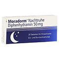 Moradorm Nachtruhe Diphenhydramin 50mg 20 St�ck N2