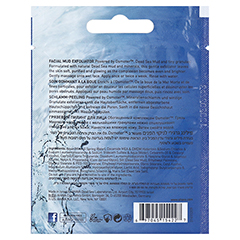 AHAVA Facial Mud Exfoliator Gesichtsmaske 8 Milliliter - R�ckseite